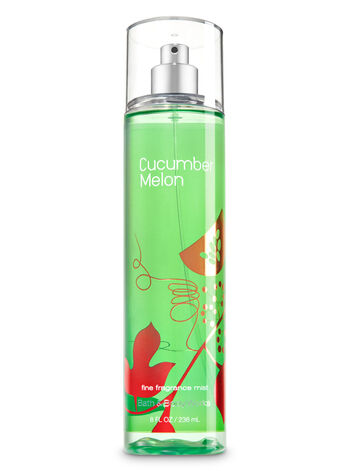 Signature Collection Cucumber Melon Fine Fragrance Mist - Bath And Body Works