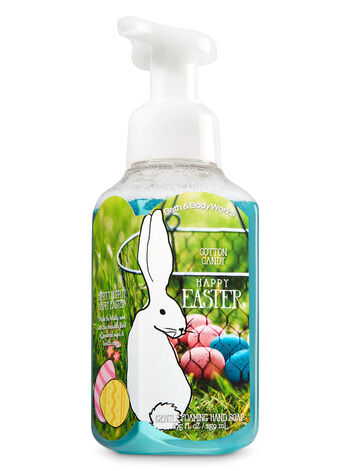 Happy Easter - Cotton Candy Gentle Foaming Hand Soap - Bath And Body Works