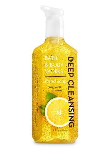 Kitchen Lemon Deep Cleansing Hand Soap - Bath And Body Works
