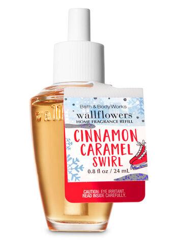 Cinnamon Caramel Swirl Wallflowers Fragrance Refill - Bath And Body Works