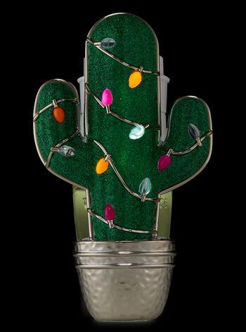Christmas Cactus Nightlight Wallflowers Fragrance Plug