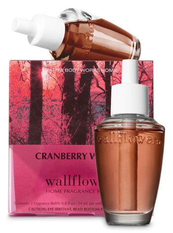 Cranberry Woods Wallflowers 2-Pack Refills - Bath And Body Works