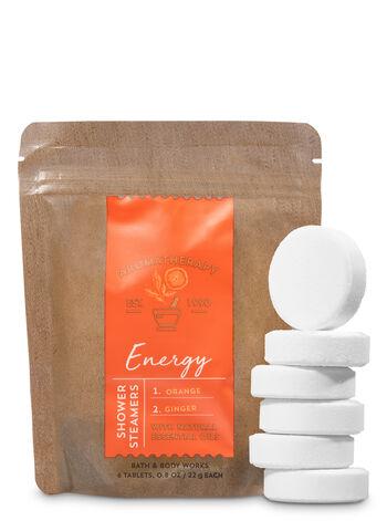 Energy - Orange & Ginger In Shower Steamer
