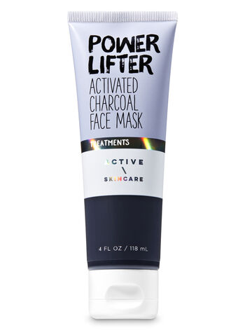 Signature Collection Power Lifter Activated Charcoal Face Mask - Bath And Body Works