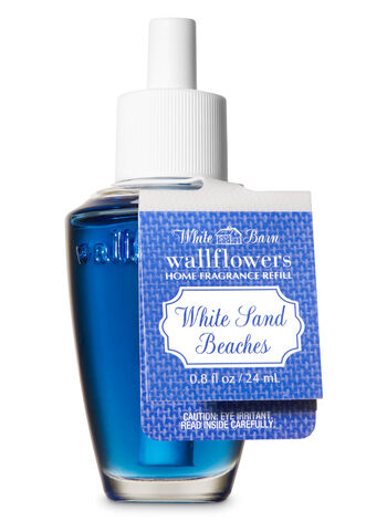 White Sand Beaches Wallflowers Fragrance Refill - Bath And Body Works