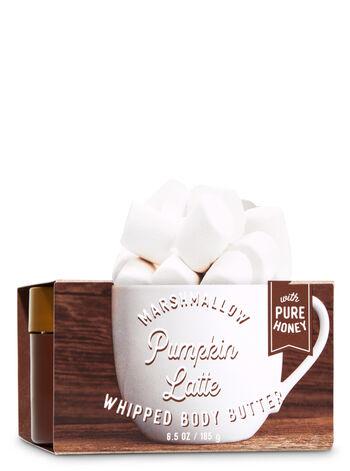 Marshmallow Pumpkin Latte Whipped Body Butter