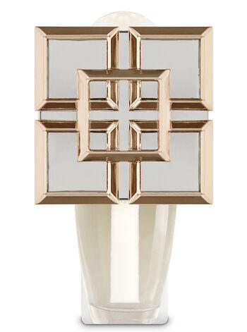 Square Mirror Shield Wallflowers Fragrance Plug