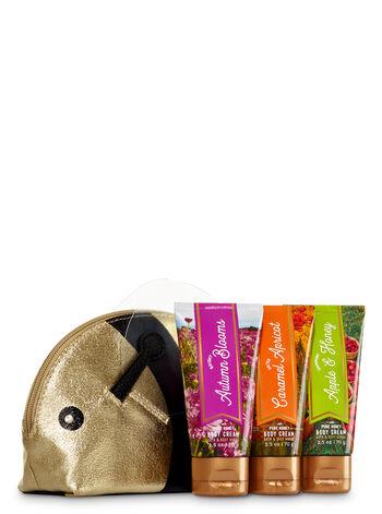 Honey, It's Fall! Mini Cosmetic Bee Gift Bag