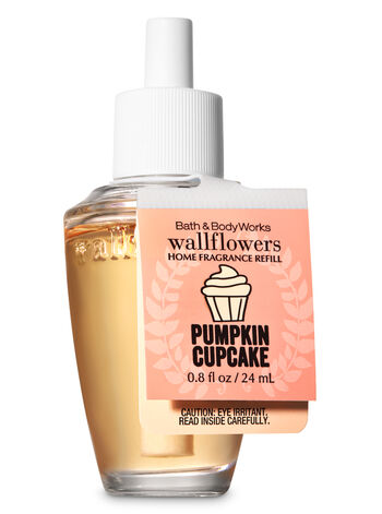 Pumpkin Cupcake Wallflowers Fragrance Refill - Bath And Body Works
