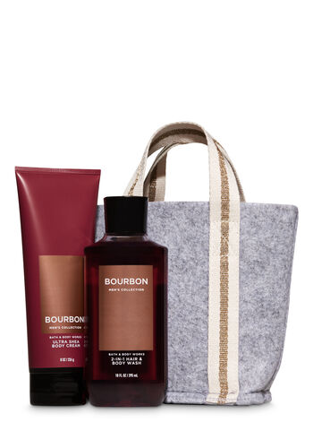 Bourbon Men's Tote - Bath And Body Works