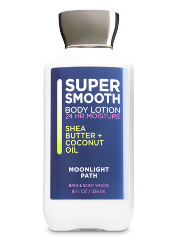 Signature Collection Moonlight Path Super Smooth Body Lotion - Bath And Body Works