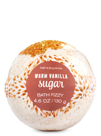 Warm Vanilla Sugar Bath Fizzy