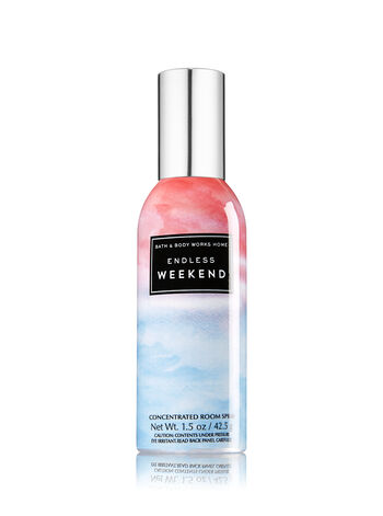 Endless Weekend 1.5 oz. Room Perfume - Bath And Body Works