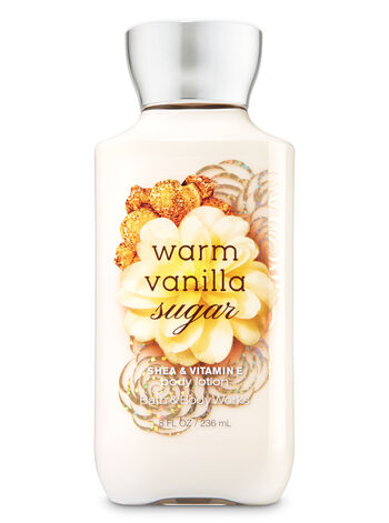 Signature Collection Warm Vanilla Sugar Body Lotion - Bath And Body Works