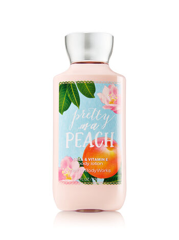 Signature Collection Pretty as a Peach Body Lotion - Bath And Body Works