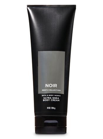 Signature Collection Noir Ultra Shea Body Cream - Bath And Body Works