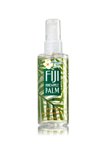 Signature Collection Fiji Pineapple Palm Travel Size Fine Fragrance Mist - Bath And Body Works