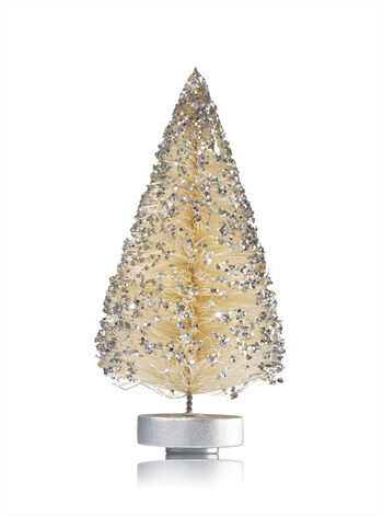 Silver Tree 3-Wick Candle Lid Magnet