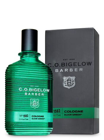 Elixir Green Cologne