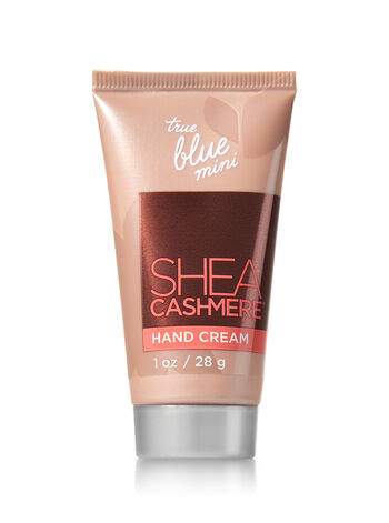 True Blue Spa Shea Cashmere Hand Cream - Bath And Body Works