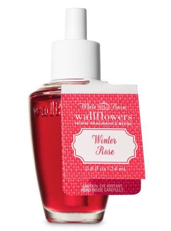 Winter Rose Wallflowers Fragrance Refill - Bath And Body Works