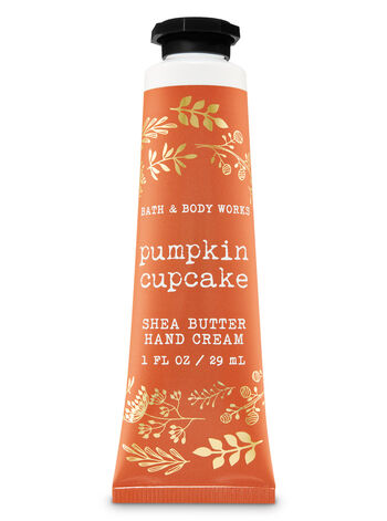 Signature Collection Pumpkin Cupcake Hand Cream - Bath And Body Works