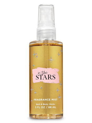 Signature Collection In the Stars Travel Size Fine Fragrance Mist - Bath And Body Works