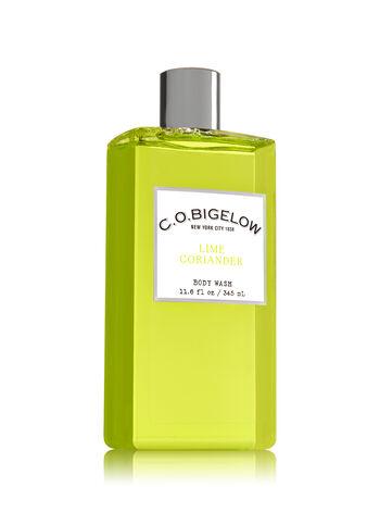C.O. Bigelow Lime Coriander Body Wash - Bath And Body Works