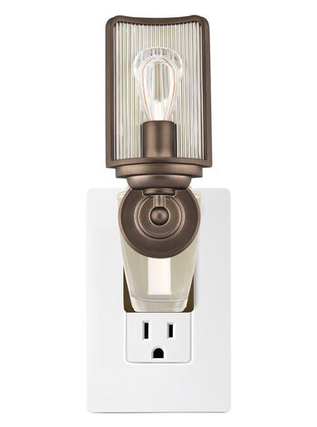 Industrial Edison Plug Nightlight Wallflowers Fragrance Plug