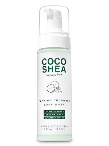 CocoShea Cucumber Foaming Cucumber Body Wash - Bath And Body Works
