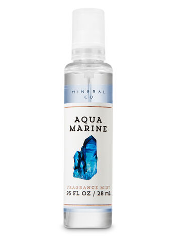 Signature Collection Aquamarine Travel Size Fine Fragrance Mist - Bath And Body Works