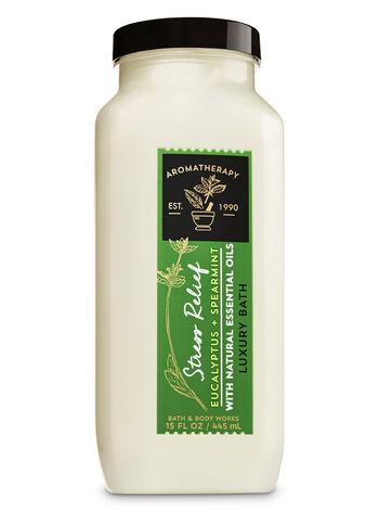 Aromatherapy Stress Relief - Eucalyptus & Spearmint Bubble Bath - Bath And Body Works
