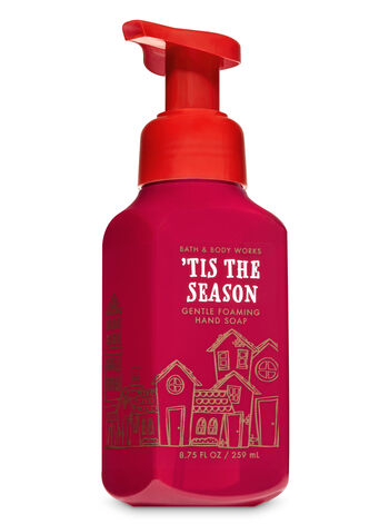 Tis the Season Gentle Foaming Hand Soap - Bath And Body Works