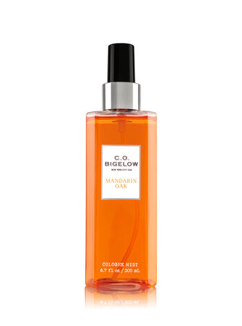 C.O. Bigelow Mandarin Oak Cologne Mist - Bath And Body Works