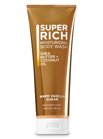 Warm Vanilla Sugar Moisturizing Body Wash - Bath And Body Works