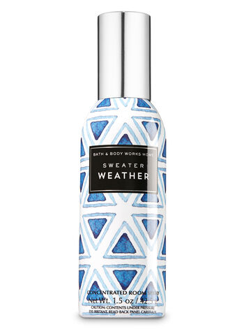 Sweater Weather Concentrated Room Spray - Bath And Body Works