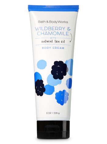 Signature Collection Wildberry & Chamomile Body Cream - Bath And Body Works