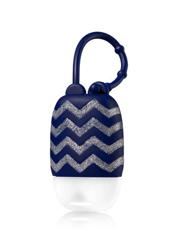 Navy with Chevrons PocketBac Holder - Bath And Body Works
