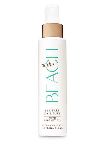 Signature Collection At The Beach Sea Salt Hair Mist - Bath And Body Works