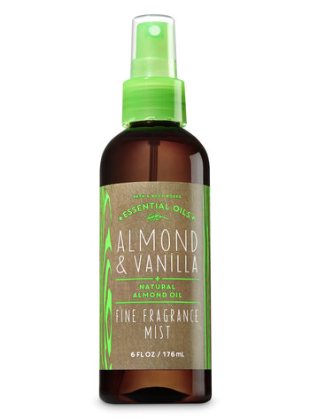 Almond & Vanilla Fine Fragrance Mist - Bath And Body Works