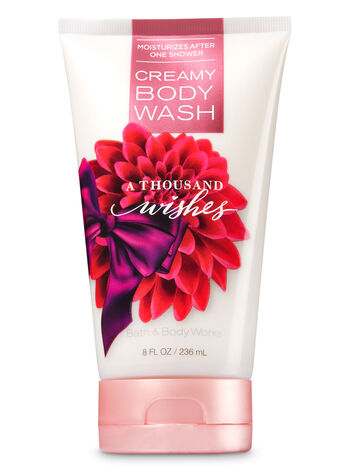 Signature Collection A Thousand Wishes Creamy Body Wash - Bath And Body Works