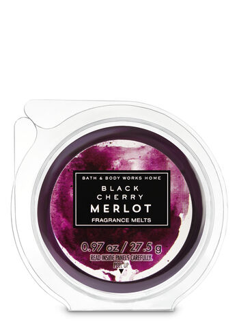 Black Cherry Merlot Fragrance Melt - Bath And Body Works