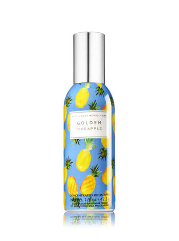 Golden Pineapple Concentrated Room Spray - Bath And Body Works