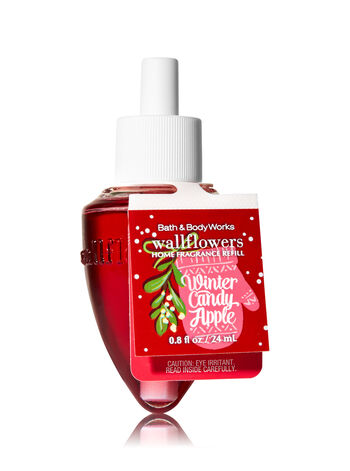 Winter Candy Apple Wallflowers Fragrance Refill - Bath And Body Works
