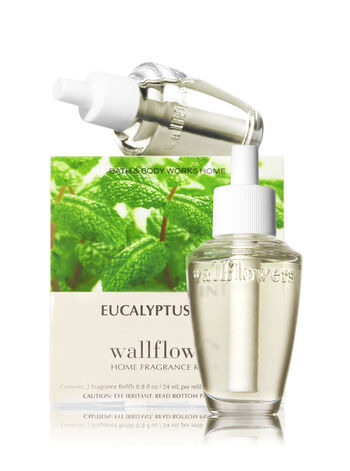 Eucalyptus Mint Wallflowers 2-Pack Refills - Bath And Body Works