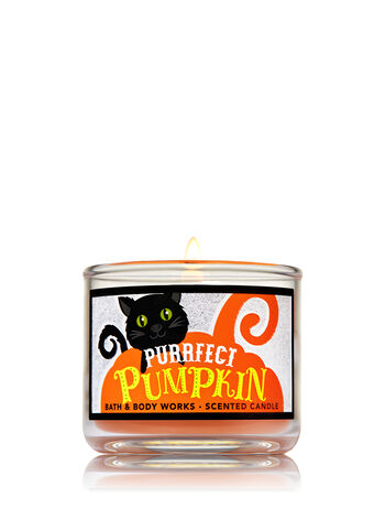 Sweet Cinnamon Pumpkin Mini Candle - Bath And Body Works