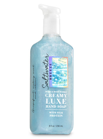 Saltwater Breeze Creamy Luxe Hand Soap - Bath And Body Works