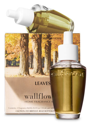 Leaves Wallflowers 2-Pack Refills - Bath And Body Works