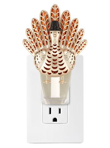 Happy Turkey Nightlight Wallflowers Fragrance Plug