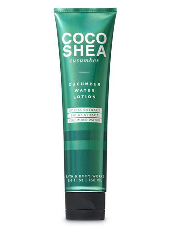 CocoShea Cucumber Cucumber Water Lotion - Bath And Body Works